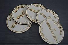Drobnosti - medaila - 6923824_