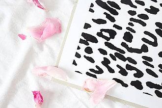 Grafika - Artprint // leopard - 6928451_