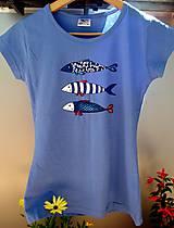 Tričká - Sea collection - námornícke tričko - 6931324_