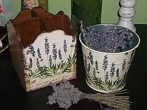 Krabičky - príborník z Provence - 6932671_