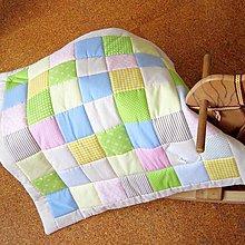 Textil - Pastelová - rýchlozavinovačka 2v1 - 6930510_