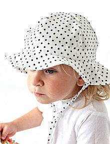 Detské čiapky - Rastúci klobúčik Pampalíni - 100% BA - viac farieb a vzorov - 6934301_