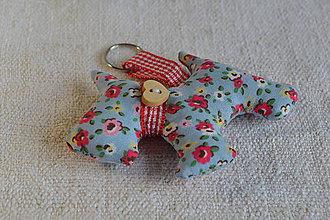 Kľúčenky - kľúčenka prívesok psík (14) - 6935922_