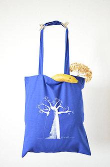 Nákupné tašky - Nákupná taška Kráľovský baobab - 6940435_