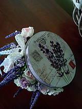 Dekorácie - Dekorácia Levanduľová - 6941716_