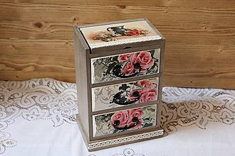 Krabičky - šperkovnica - 6941742_