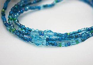 Náhrdelníky - náhrdelník/náramok - 6940493_