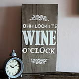 - Ohh look it's WINE o'clock - 6941249_