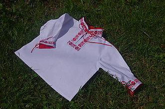Detské oblečenie - Košieľka - 6940430_