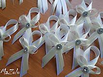 Pierka - svadobné pierka s perím - 6944114_