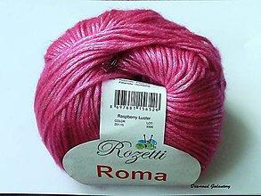 Galantéria - Roma - Rasberry Luster - 6946281_