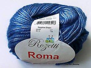 Galantéria - Roma - Sapphire Sheen - 6946288_