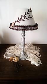 Svietidlá a sviečky - Lampa stolová - 6945784_