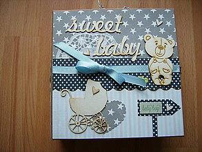 Papiernictvo - SWEET BABY  - 6945354_
