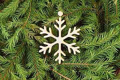 Drevené vianočne ozdoby z dreva 35