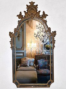 Zrkadlá - Zrkadlo Golden Royal - 6948840_