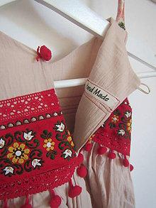Detské oblečenie - Folkórnje 12-18mes. - 6950122_
