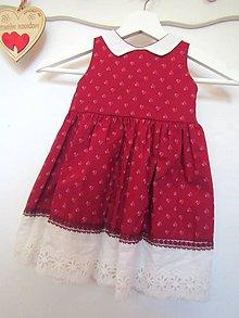 Detské oblečenie - fertušky 12-24mes. - 6950176_