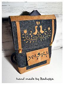 Batohy - Ľudový batôžtek II. - 6947326_
