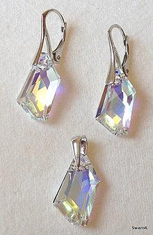 Sady šperkov - swarovski set - 6951400_