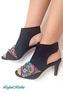 Obuv - Letné sandálky Only only one...zľava.. - 6951657_