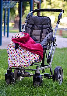 Textil - Lahučká dečka s úchytom - 6954436_