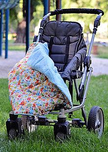 Textil - Prešívané zateplené deky s úchytom - 6954460_