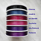 Galantéria - Nylon.lanko 0,38mm-cca 70m - 6955321_