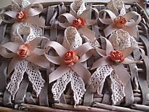 Pierka - svadobné pierka - 6962228_
