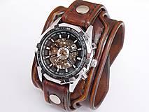 Náramky - Pánske antialergické hodinky II - 6961286_
