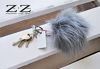 Kľúčenky - POM POM - 6963826_