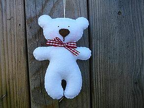 Darčeky pre svadobčanov - medvedík - 6965994_