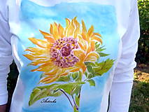 """Tričká - Tričko dámske """"sunflower"""" - 6965239_"""