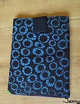 Na tablet - Obal na tablet - modro-čierny - 6965855_