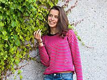 Mikiny -  Mikina Stripy - 6967040_