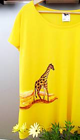 Tričká - Žirafa - 6968448_
