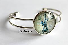 Náramky - Eiffel Tower - 6967423_