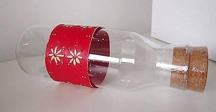 Dekorácie - Opasok na karafu, fľašku - 6973109_