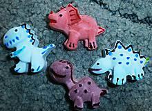 Magnetky - Voňavé magnetky - dinosaurus - 6970931_
