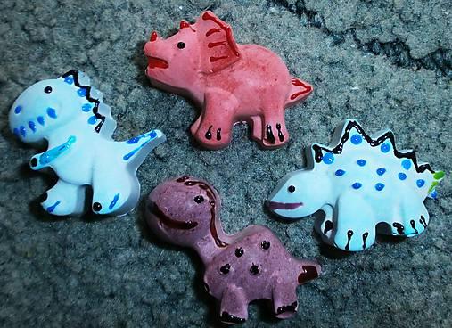 Voňavé magnetky - dinosaurus