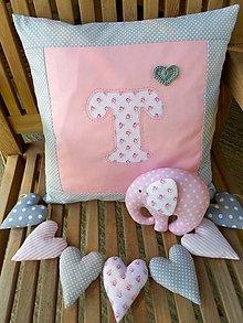 Detské doplnky - Neviem sa Ťa dočkať..., sada dekorácií pre bábätko - 6971359_