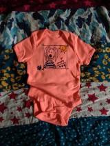 Detské oblečenie - Little Sailor body - akciová cena - 6971640_