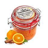 Drogéria - Korenistý pomaranč - organický soľný telový peeling - 6976140_