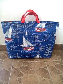 Nákupné tašky - Plážova taška 20 - 6974296_