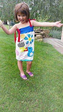 Detské oblečenie - Šaty letné - abrakadabra :-) - 6974881_