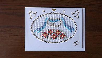 Darčeky pre svadobčanov - blahoželanie k sobášu - 6977884_
