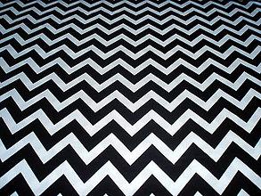 Textil - Remix Chevron Black - 6978819_
