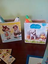 Detské doplnky - Organizér na pastelky - 6976947_