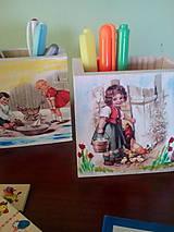 Detské doplnky - Organizér na pastelky - 6976949_