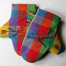 Úžitkový textil - NA LOVU  :oD ... chňapky - 6980038_